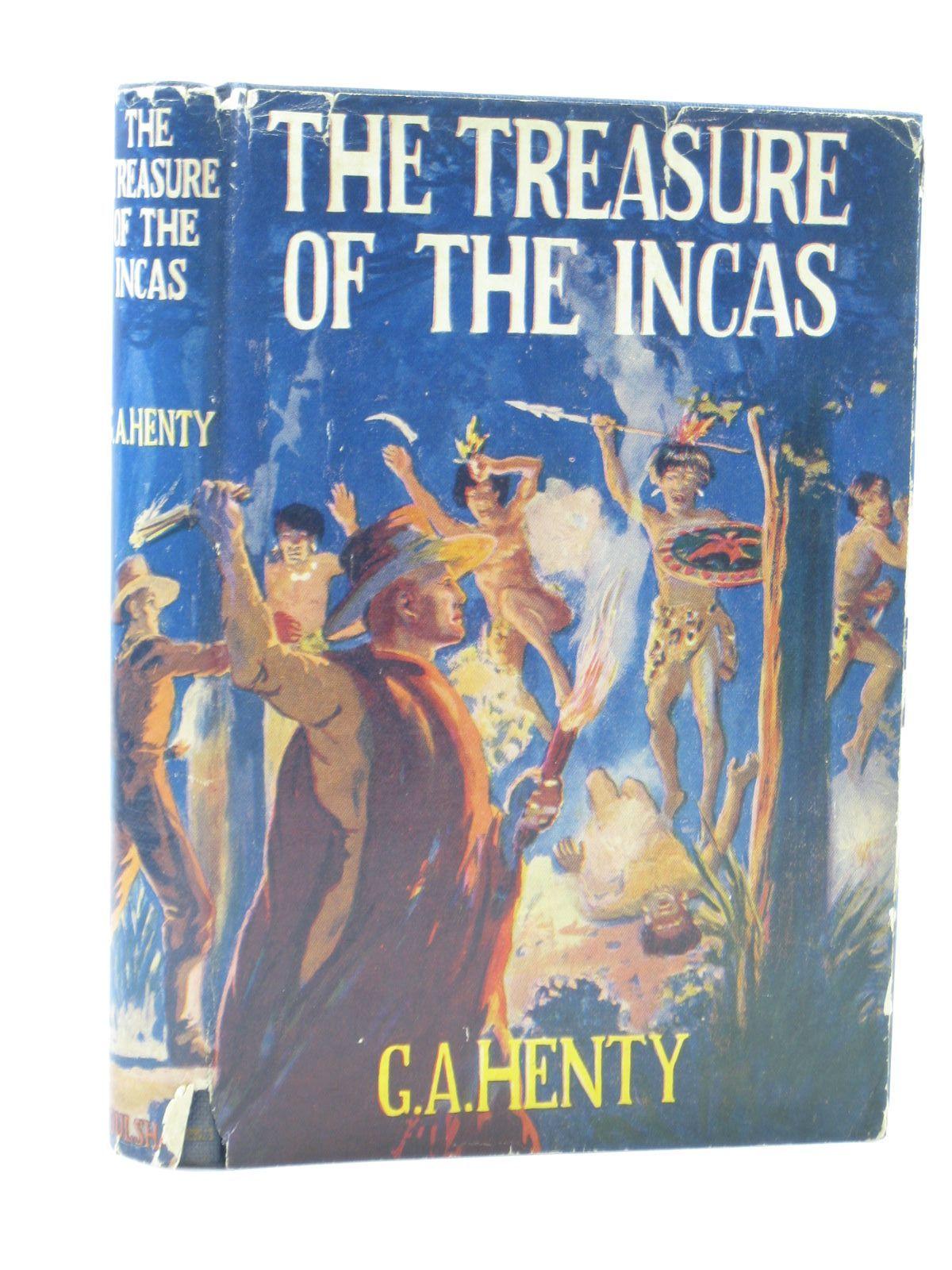 Photo of THE TREASURE OF THE INCAS