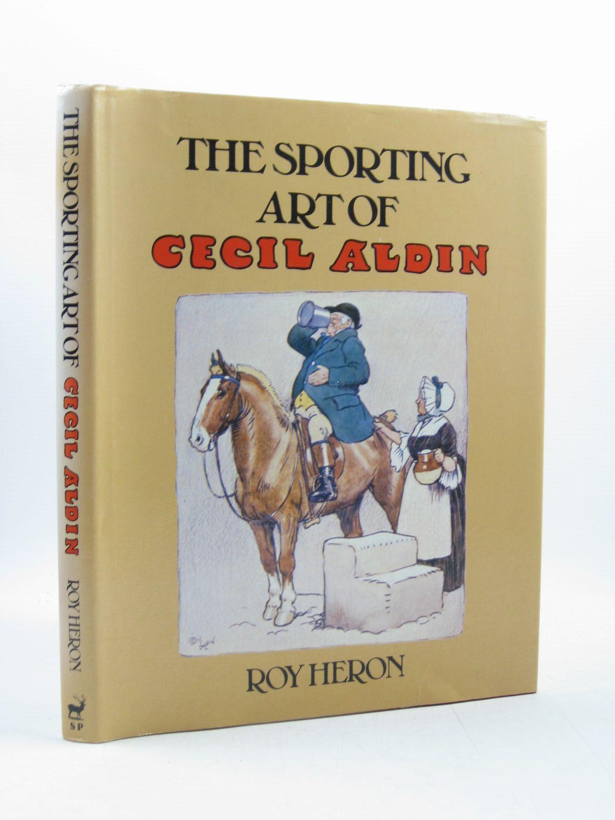 Photo of THE SPORTING ART OF CECIL ALDIN