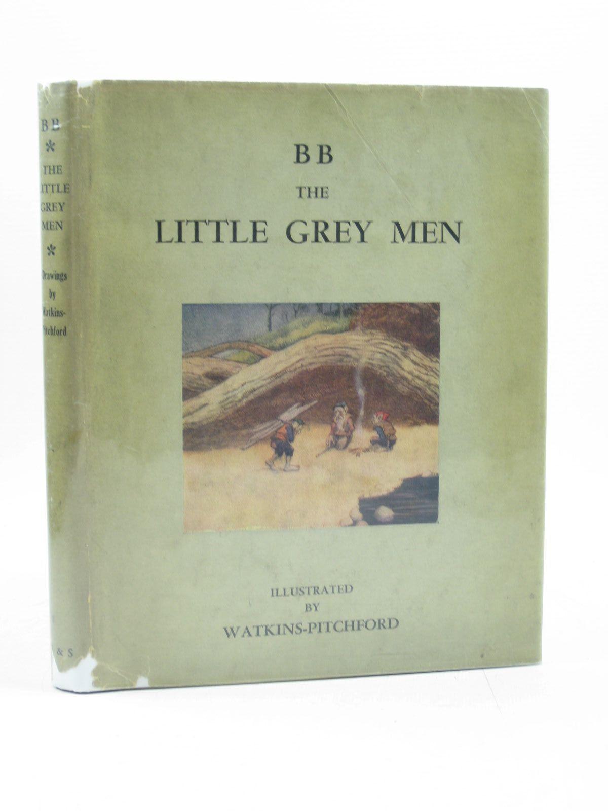 Photo of THE LITTLE GREY MEN