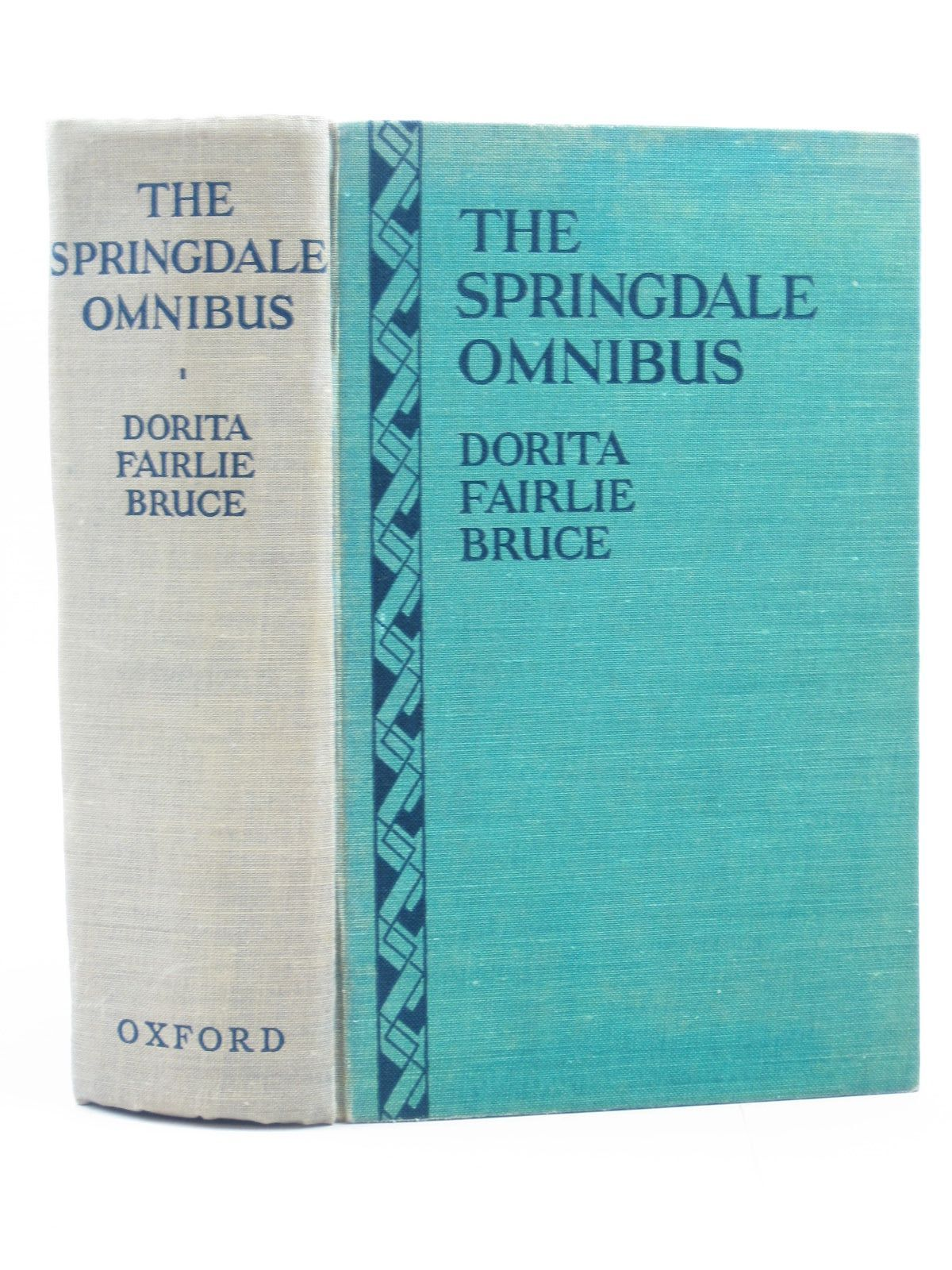 Photo of THE SPRINGDALE OMNIBUS