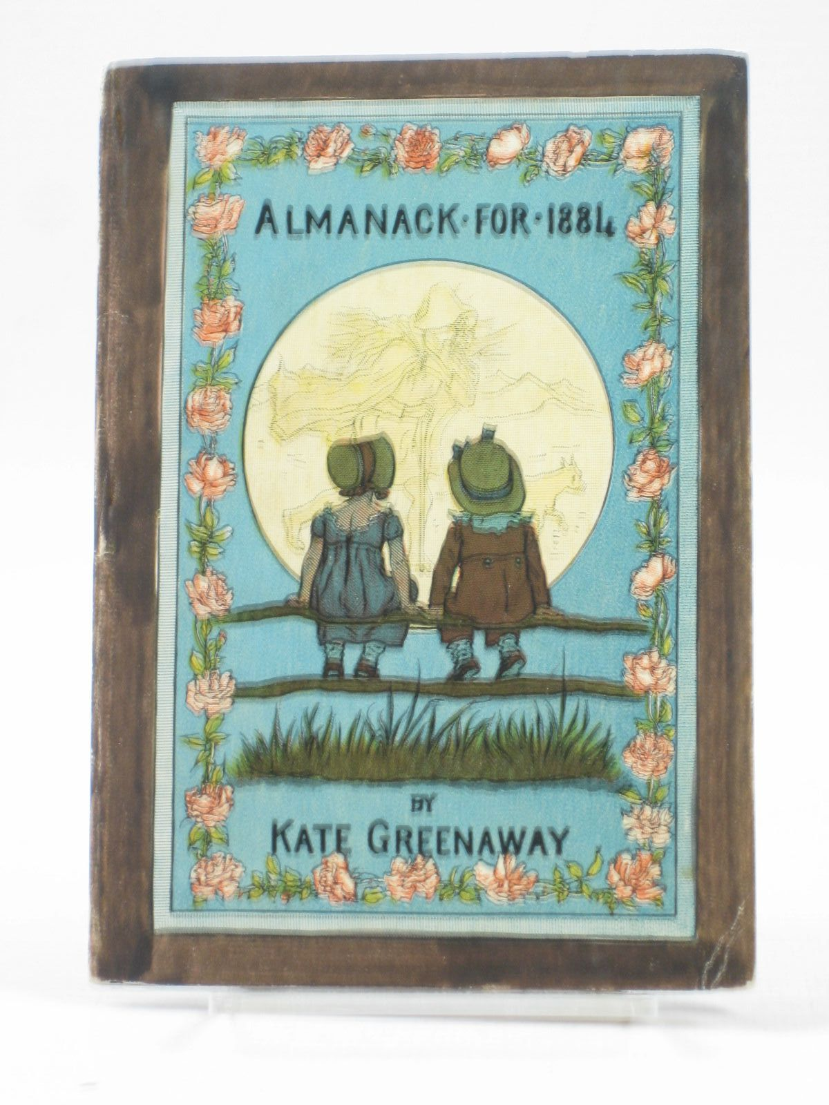 Photo of ALMANACK FOR 1884 written by Greenaway, Kate illustrated by Greenaway, Kate published by George Routledge & Sons (STOCK CODE: 1314083)  for sale by Stella & Rose's Books