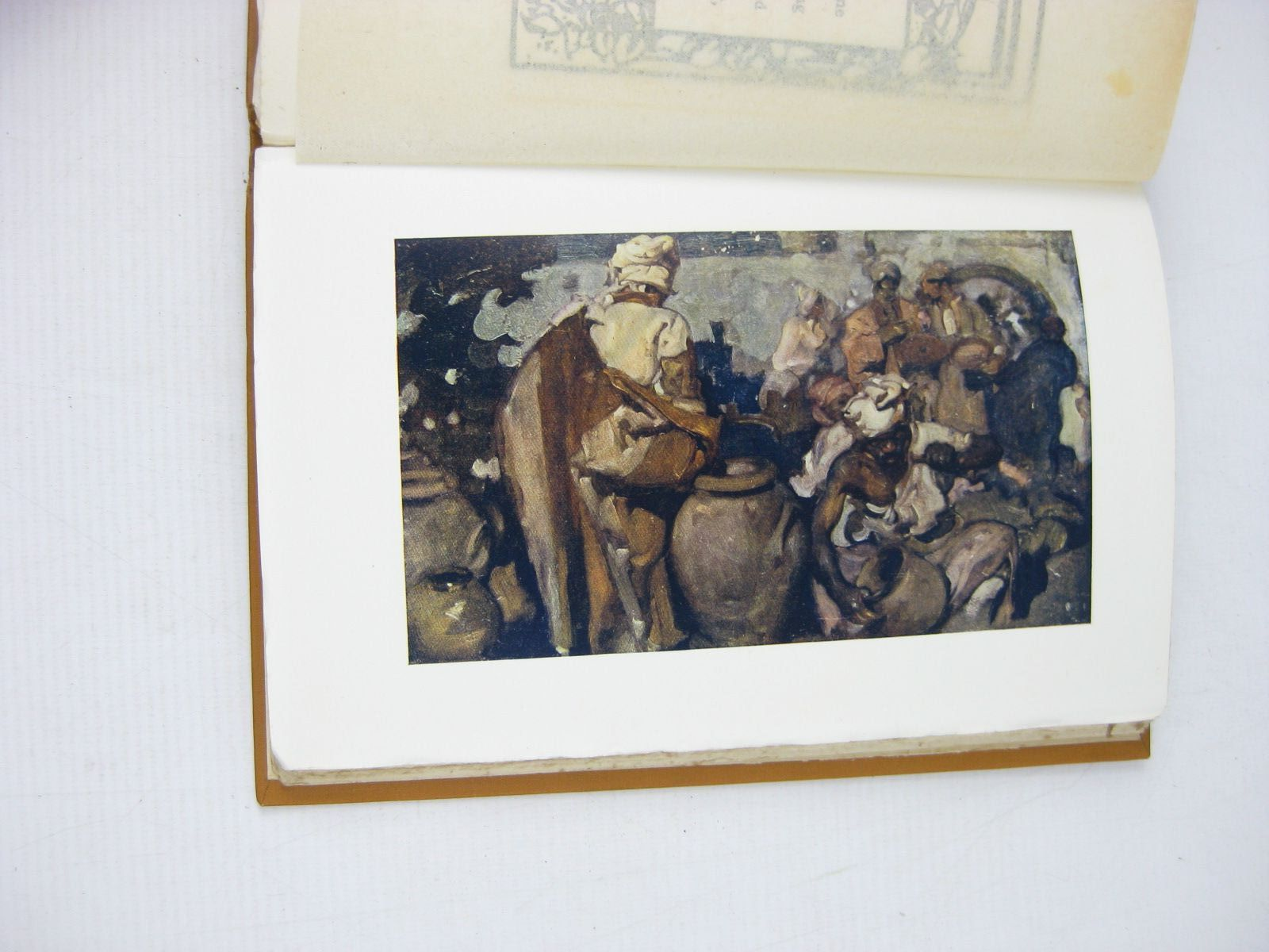 Photo of RUBAIYAT OF OMAR KHAYYAM written by Fitzgerald, Edward<br />Jacobs, Joseph illustrated by Brangwyn, Frank published by Sampson Low, Marston & Co. Ltd. (STOCK CODE: 1314099)  for sale by Stella & Rose's Books