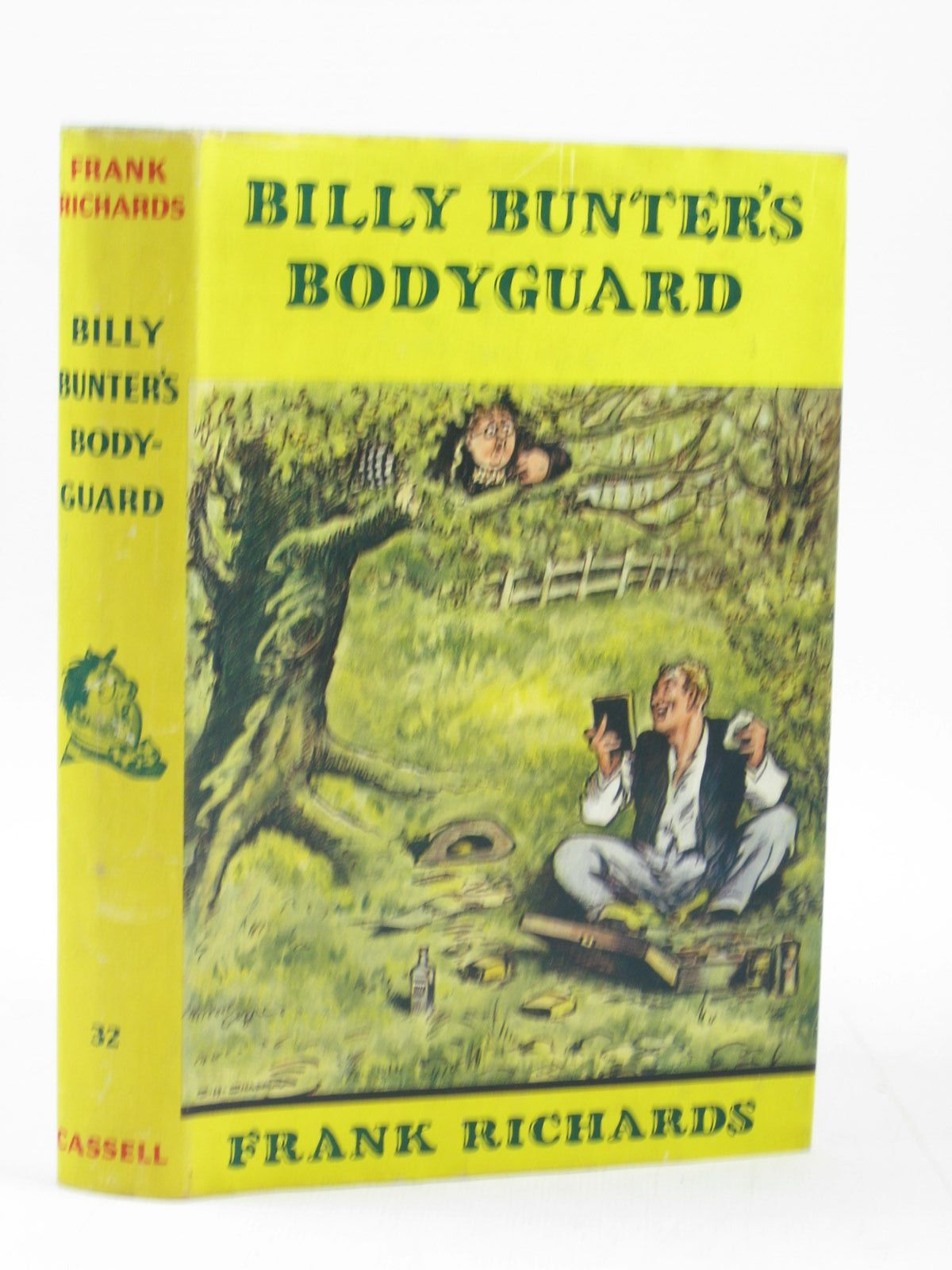 Photo of BILLY BUNTER'S BODYGUARD