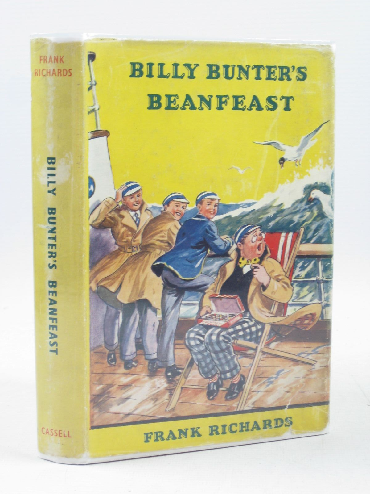 Photo of BILLY BUNTER'S BEANFEAST