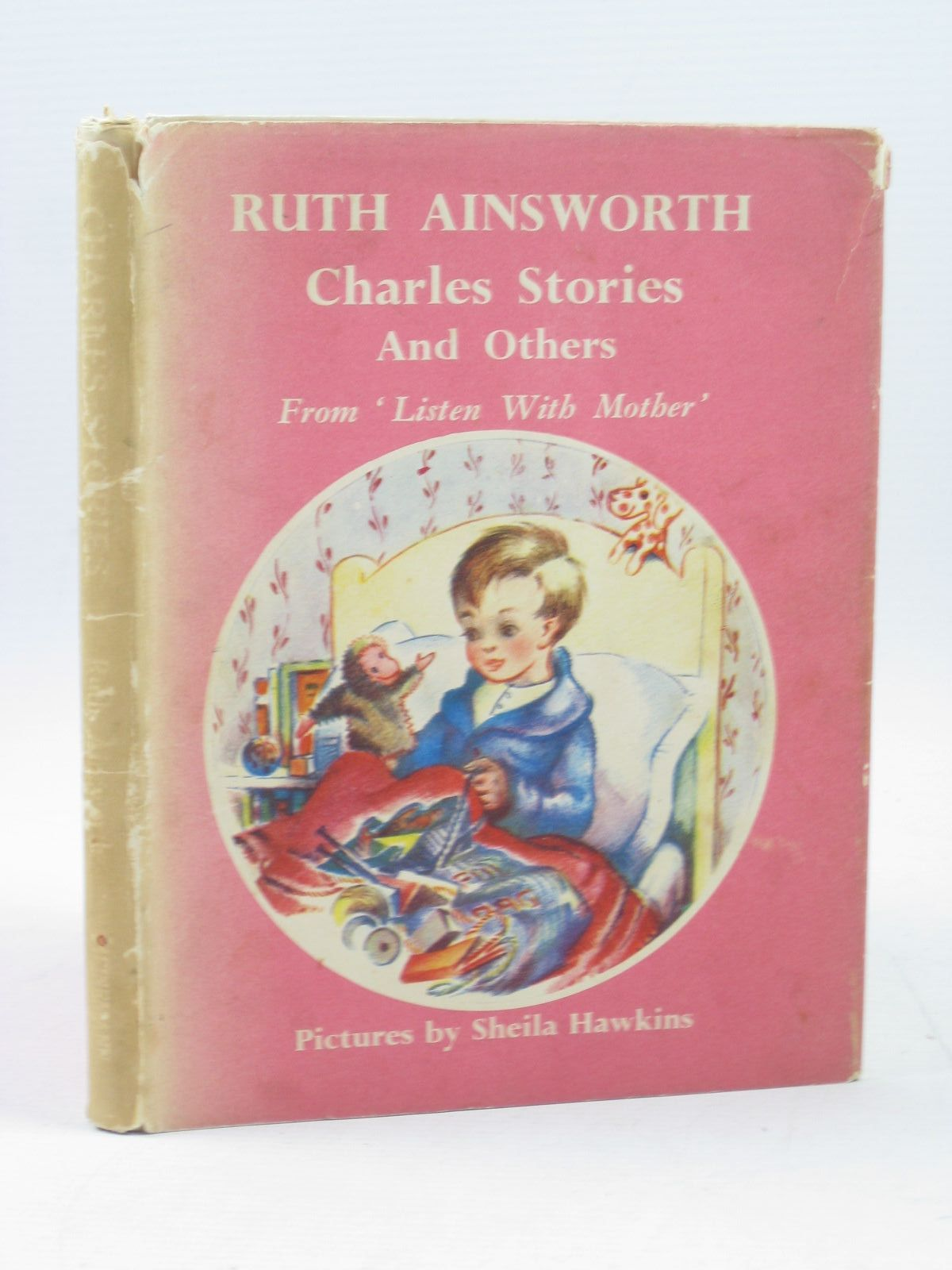 Ruth Hawkins 67 Earns Place In Arkansas Women S Hall Of: CHARLES STORIES AND OTHERS Written By Ainsworth, Ruth