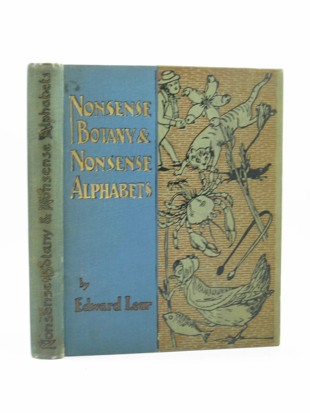 Photo of NONSENSE BOTANY AND NONSENSE ALPHABETS ETC.