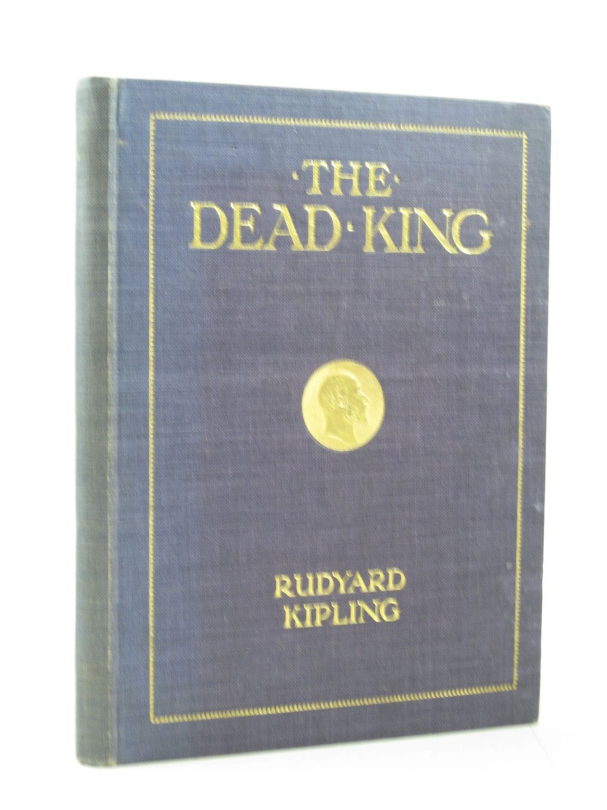 Photo of THE DEAD KING written by Kipling, Rudyard illustrated by Robinson, W. Heath published by Hodder & Stoughton (STOCK CODE: 1314161)  for sale by Stella & Rose's Books