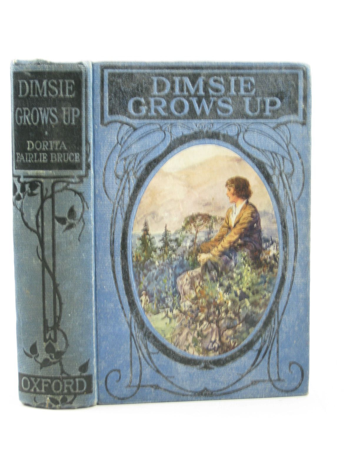 Photo of DIMSIE GROWS UP
