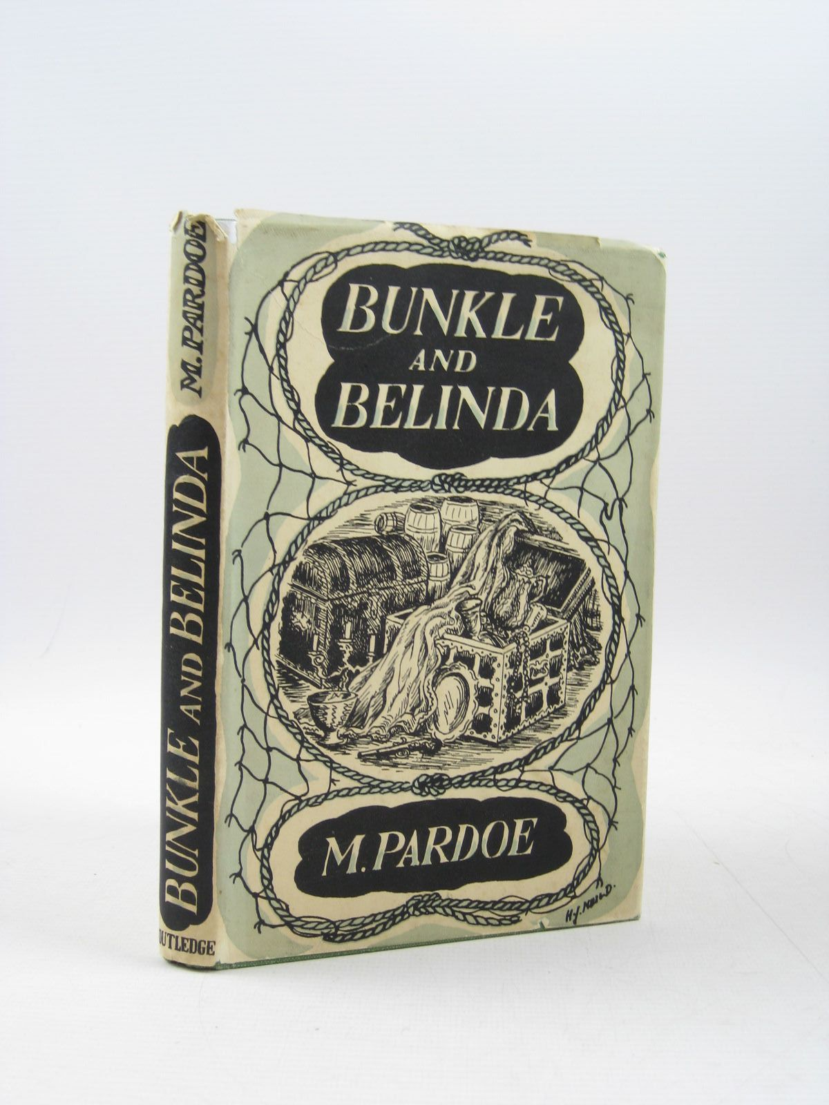 Photo of BUNKLE AND BELINDA written by Pardoe, M. illustrated by Neild, Julie published by Routledge & Kegan Paul (STOCK CODE: 1314172)  for sale by Stella & Rose's Books