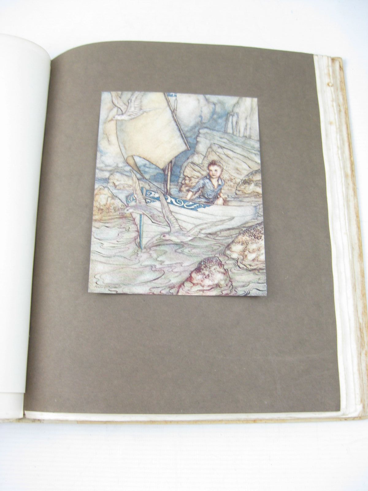 Photo of THE SPRINGTIDE OF LIFE written by Swinburne, Algernon C. illustrated by Rackham, Arthur published by William Heinemann (STOCK CODE: 1314199)  for sale by Stella & Rose's Books