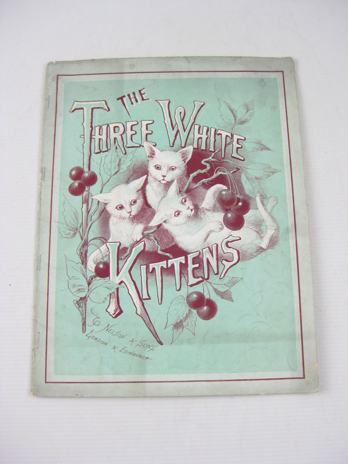 Photo of THE THREE WHITE KITTENS published by T. Nelson & Sons (STOCK CODE: 1314230)  for sale by Stella & Rose's Books