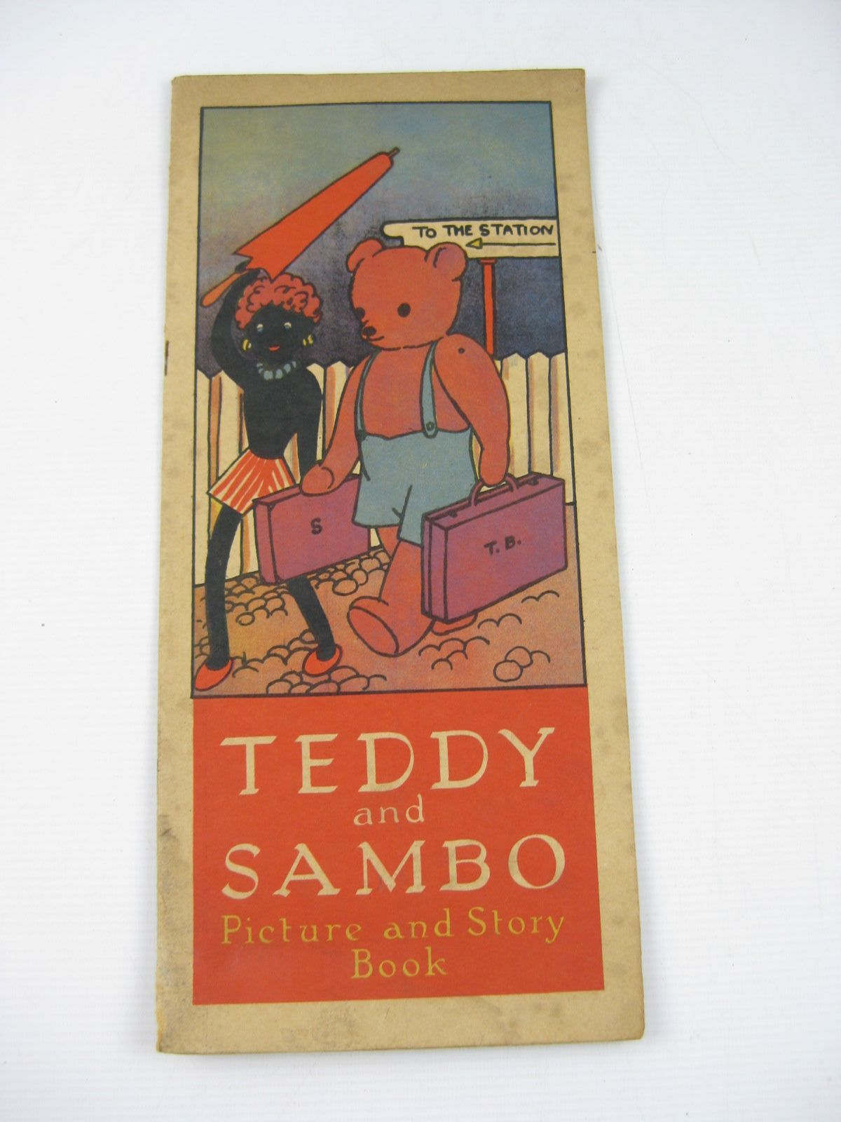 Photo of TEDDY AND SAMBO PICTURE AND STORY BOOK