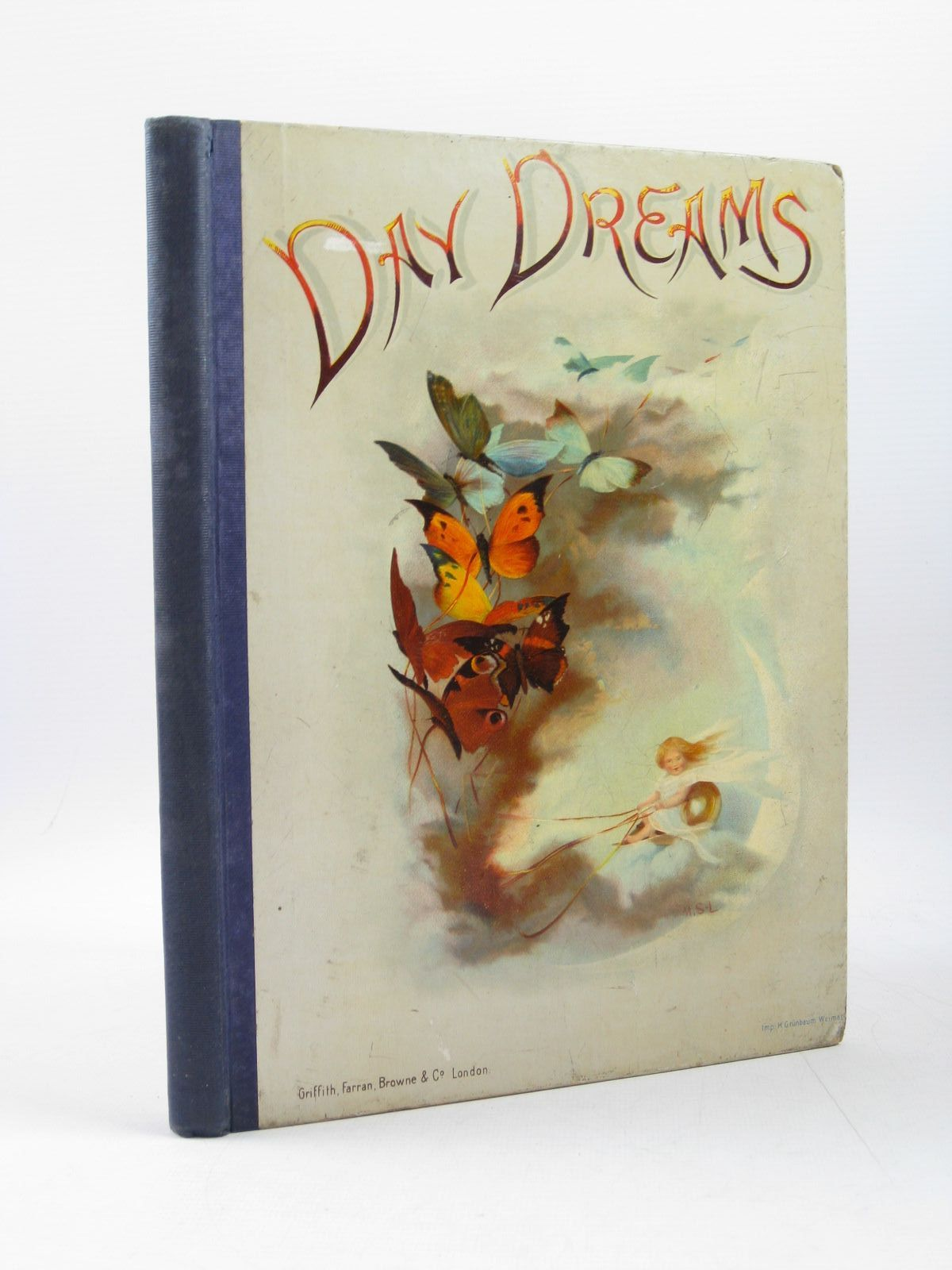 Photo of DAY DREAMS written by Swete, Mona published by Griffith Farran Browne & Co Limited. (STOCK CODE: 1314246)  for sale by Stella & Rose's Books