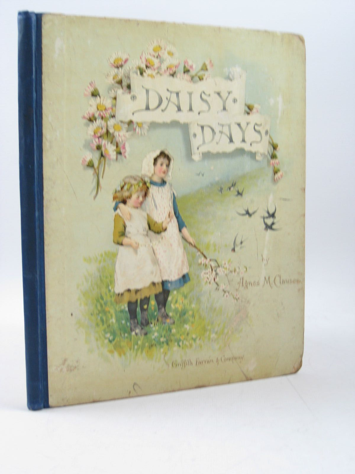 Photo of DAISY DAYS written by Clausen, Agnes M.<br />Nesbit, E.<br />Mack, Robert Ellice<br />et al, illustrated by Clausen, Agnes M. published by Griffith, Farran, Okeden & Welsh (STOCK CODE: 1314247)  for sale by Stella & Rose's Books