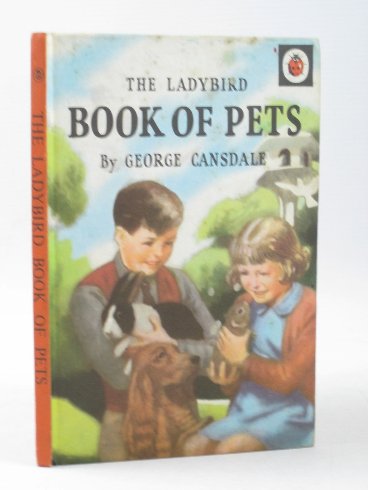 Photo of THE LADYBIRD BOOK OF PETS
