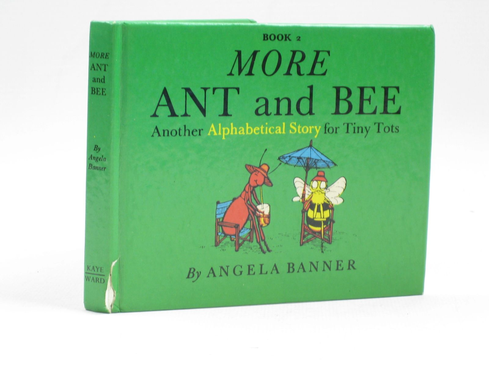 Photo of MORE ANT AND BEE