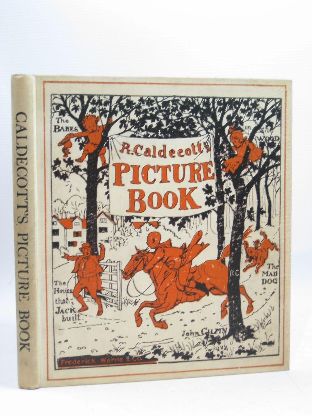 Photo of R. CALDECOTT'S PICTURE BOOK illustrated by Caldecott, Randolph published by Frederick Warne & Co. (STOCK CODE: 1314401)  for sale by Stella & Rose's Books