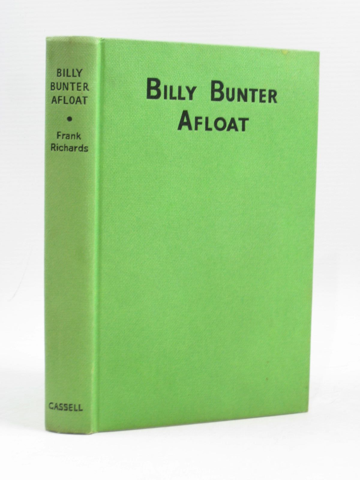 Photo of BILLY BUNTER AFLOAT written by Richards, Frank illustrated by Chapman, C.H. published by Cassell & Co. Ltd. (STOCK CODE: 1314541)  for sale by Stella & Rose's Books