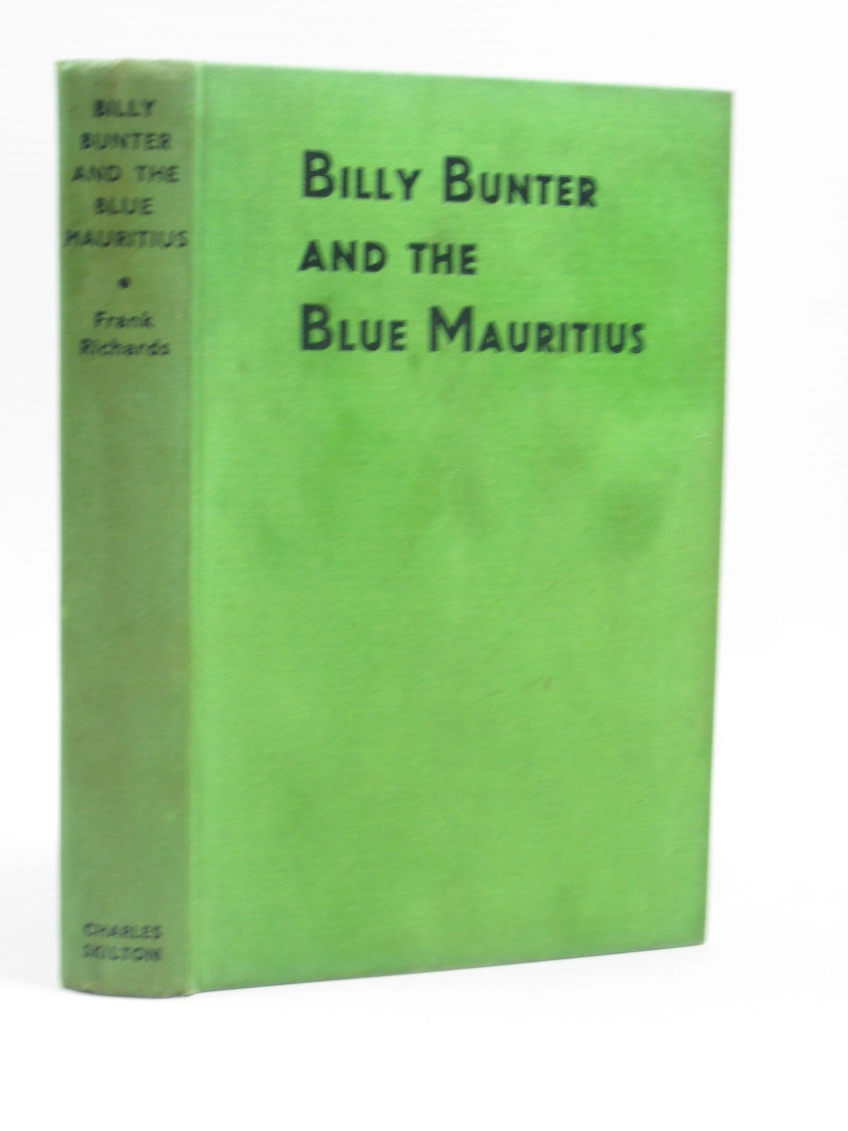 Photo of BILLY BUNTER AND THE BLUE MAURITIUS