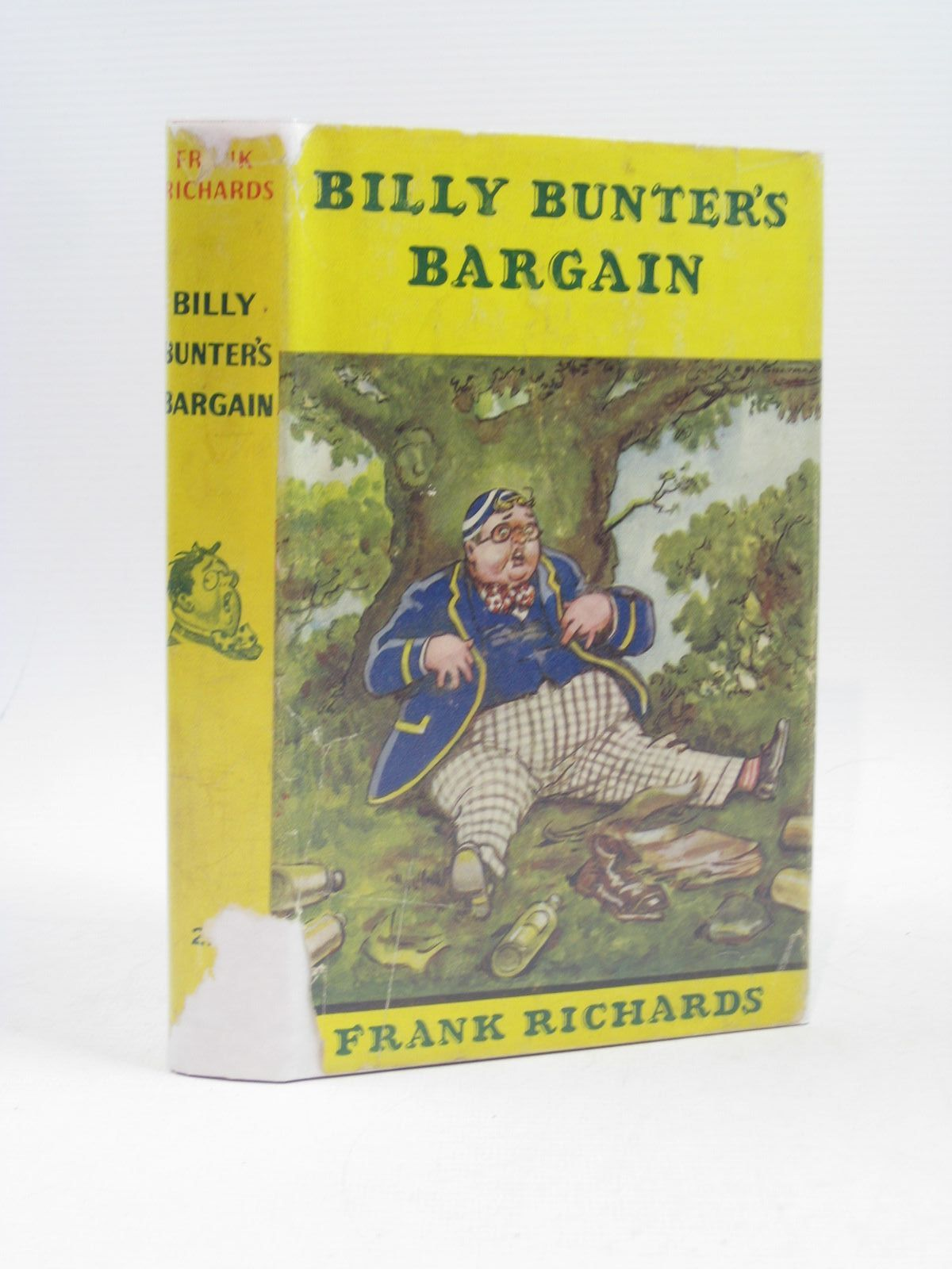 Photo of BILLY BUNTER'S BARGAIN