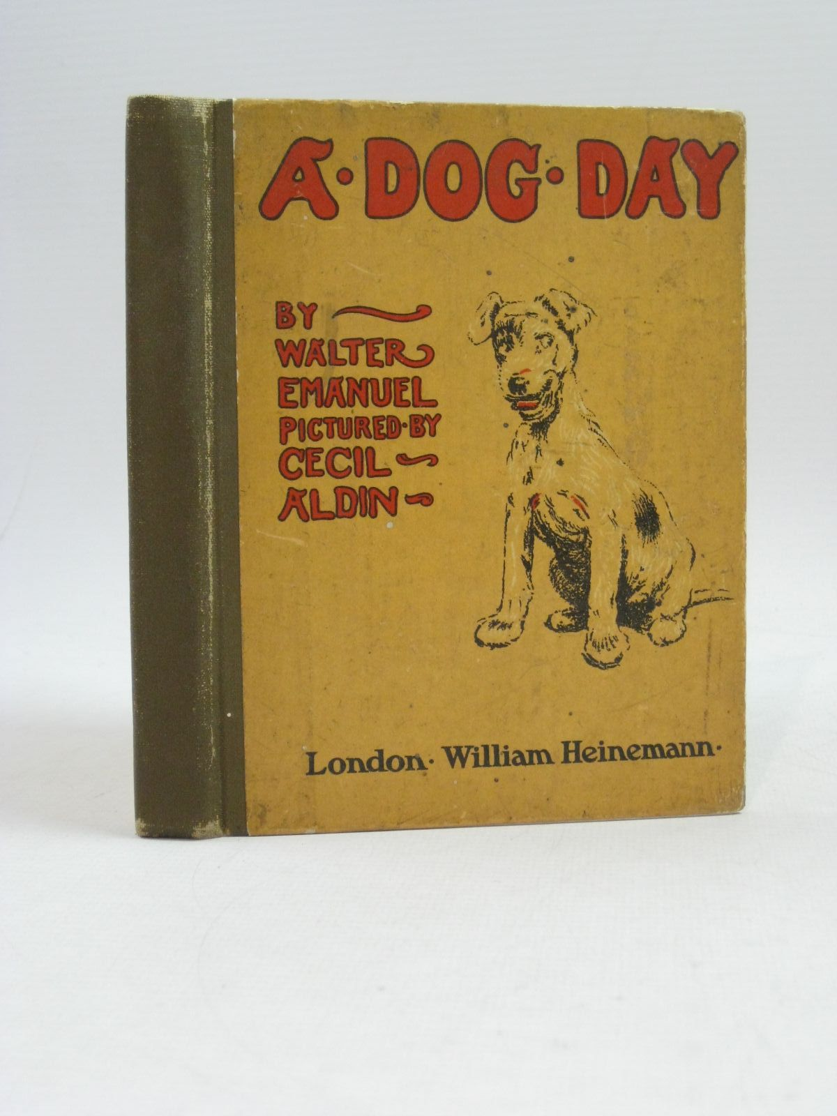 Photo of A DOG DAY