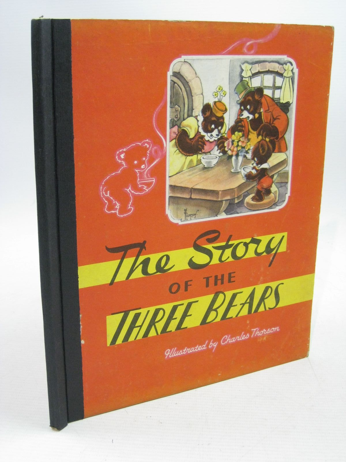 Photo of THE STORY OF THE THREE BEARS illustrated by Thorson, Charles published by John Martin's House (STOCK CODE: 1314645)  for sale by Stella & Rose's Books