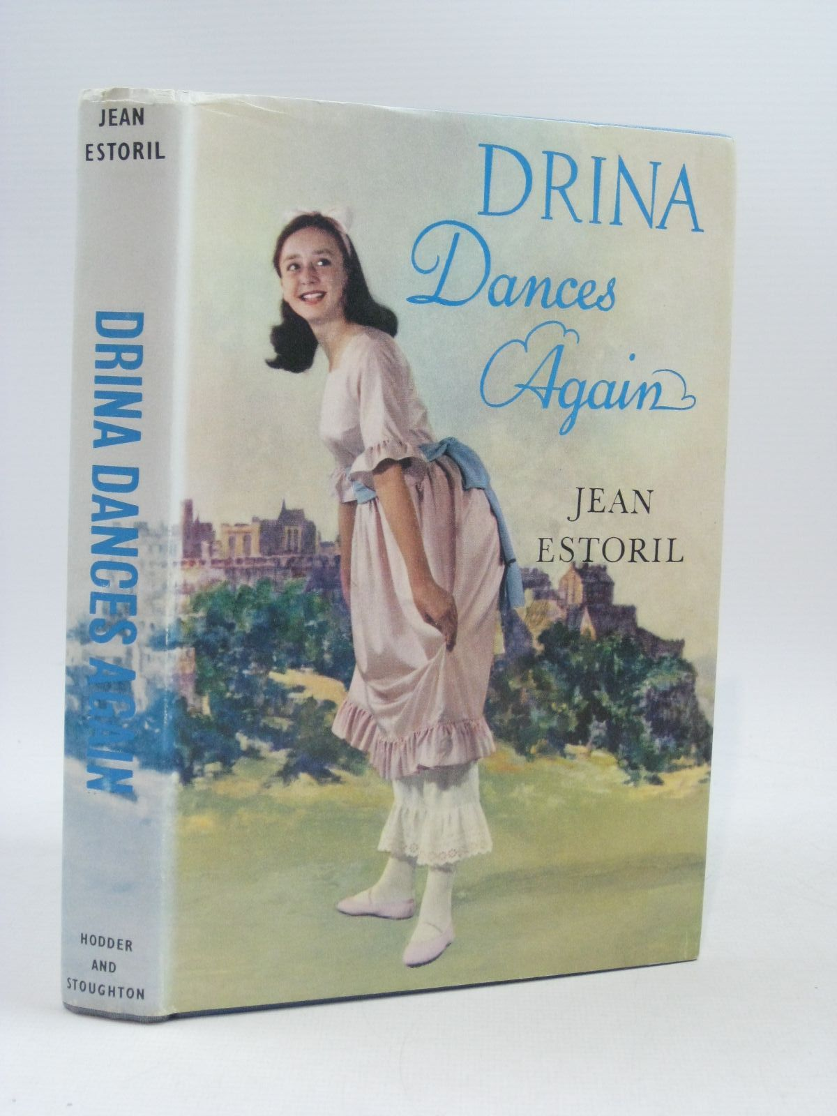 Photo of DRINA DANCES AGAIN written by Estoril, Jean<br />Allan, Mabel Esther published by Hodder & Stoughton (STOCK CODE: 1314724)  for sale by Stella & Rose's Books