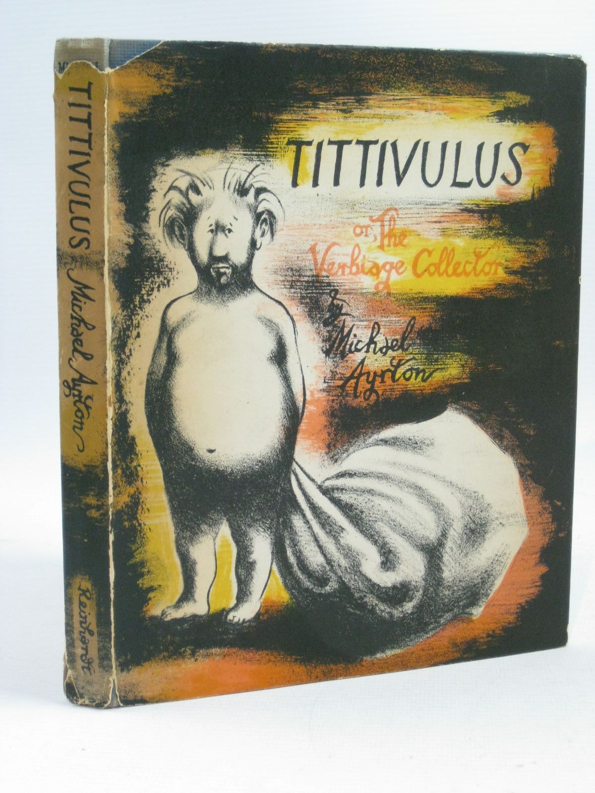 Photo of TITTIVULUS written by Ayrton, Michael illustrated by Ayrton, Michael published by Max Reinhardt (STOCK CODE: 1314814)  for sale by Stella & Rose's Books