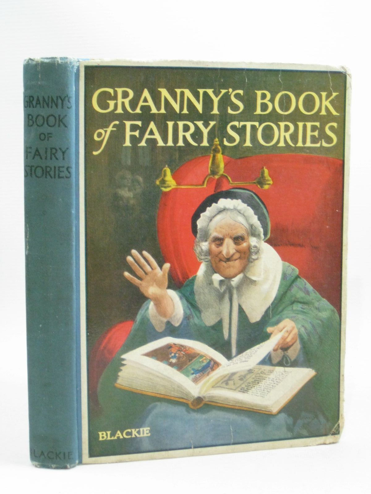 Photo of GRANNY'S BOOK OF FAIRY STORIES published by Blackie & Son Ltd. (STOCK CODE: 1314825)  for sale by Stella & Rose's Books
