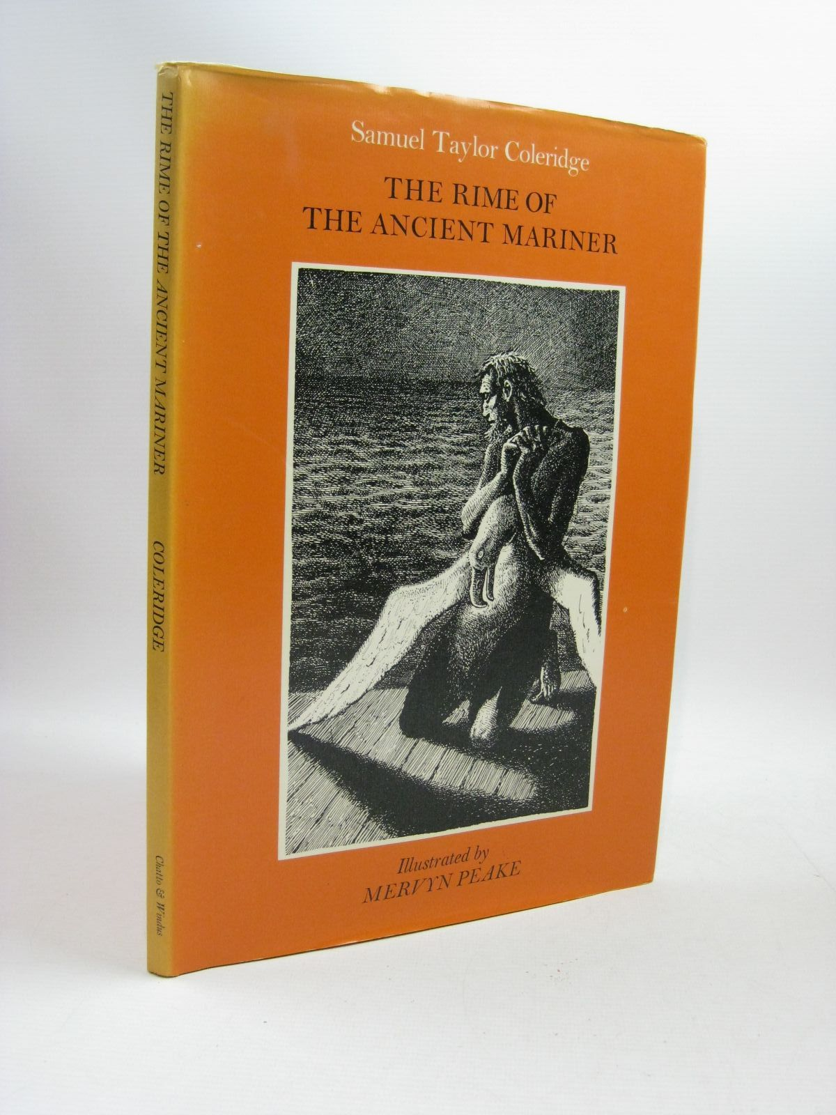 samuel taylor coleridge the rime of the ancient mariner essay