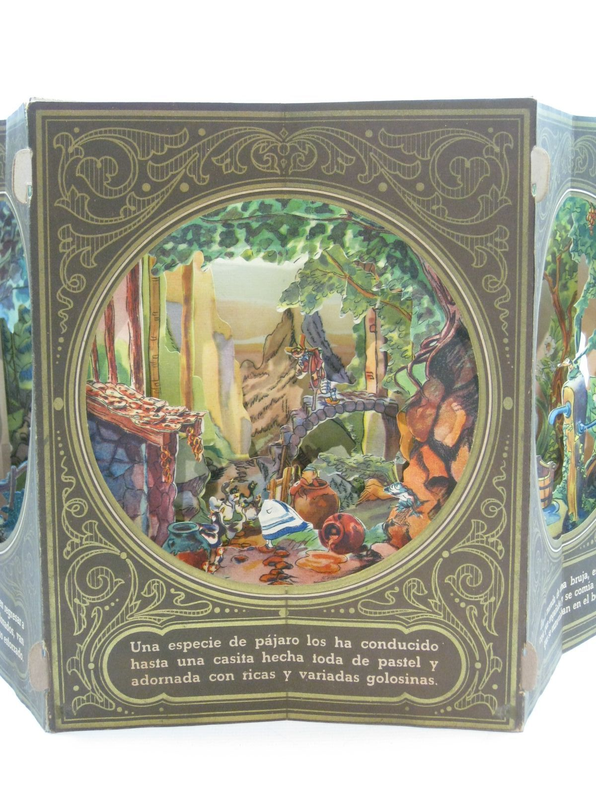 Photo of LA CASITA DE AZUCAR published by Editorial Roma (STOCK CODE: 1314939)  for sale by Stella & Rose's Books