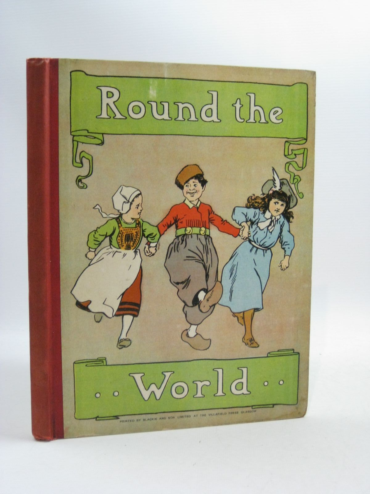 Photo of ROUND THE WORLD written by Hope, Ascott R. published by Blackie & Son Ltd. (STOCK CODE: 1314946)  for sale by Stella & Rose's Books