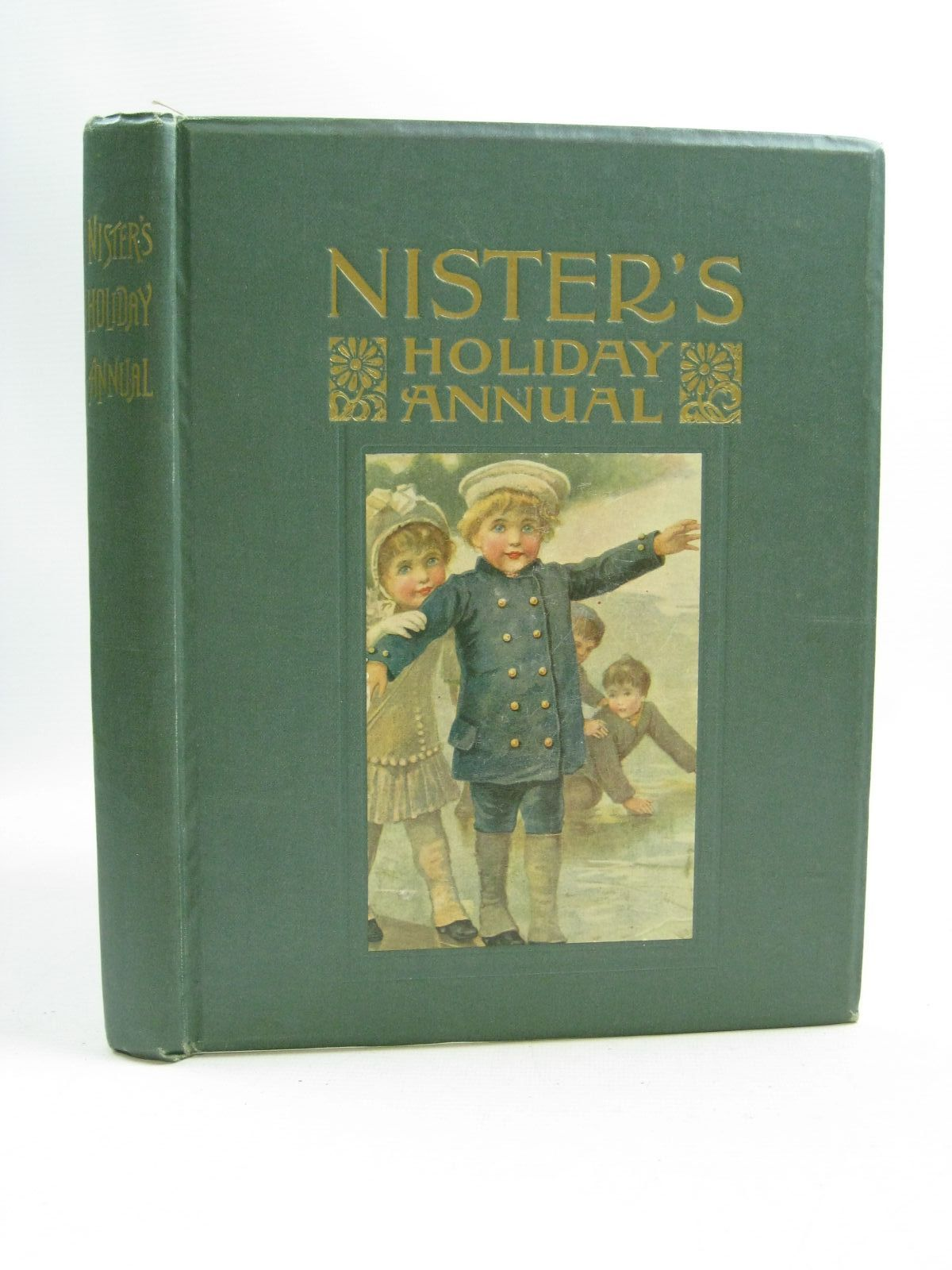 Photo of NISTER'S HOLIDAY ANNUAL - 29TH YEAR OF PUBLICATION written by Playne, Alfred C.<br />Green, Everett<br />Weedon, L.L.<br />et al, illustrated by Bennett, Harriett M.<br />Hardy, Dorothy<br />et al., published by Ernest Nister (STOCK CODE: 1314973)  for sale by Stella & Rose's Books