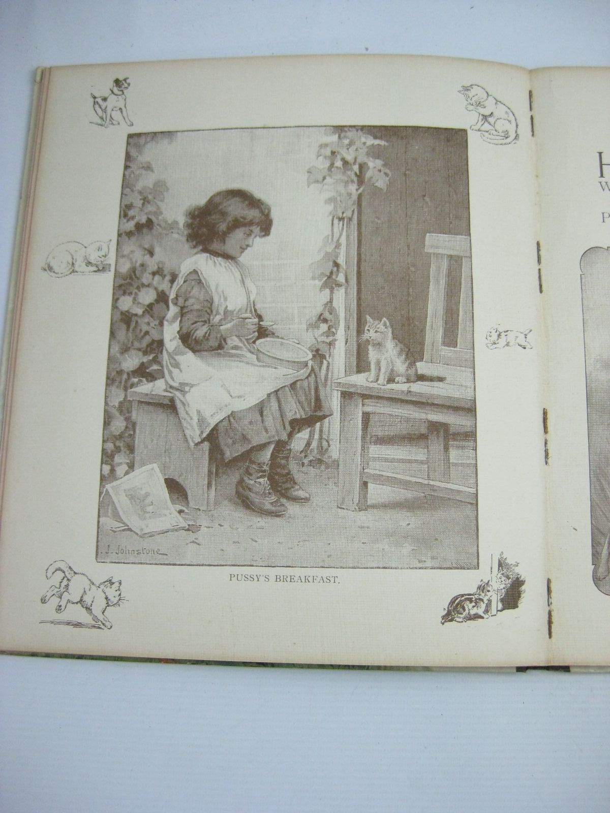 Photo of BRIGHT EYES' PICTURE BOOK published by Ernest Nister, E.P. Dutton & Co. (STOCK CODE: 1315023)  for sale by Stella & Rose's Books