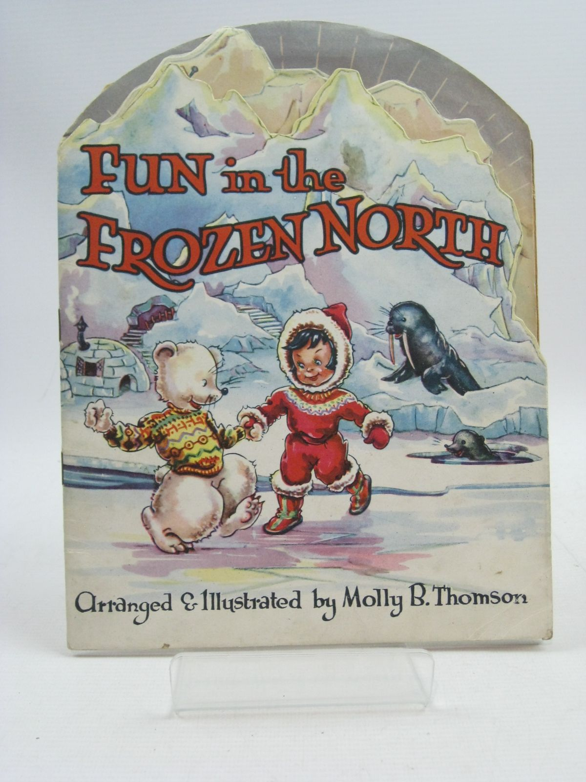 Photo of FUN IN THE FROZEN NORTH written by Thomson, Molly B. illustrated by Thomson, Molly B. published by Collins Clear-Type Press (STOCK CODE: 1315091)  for sale by Stella & Rose's Books