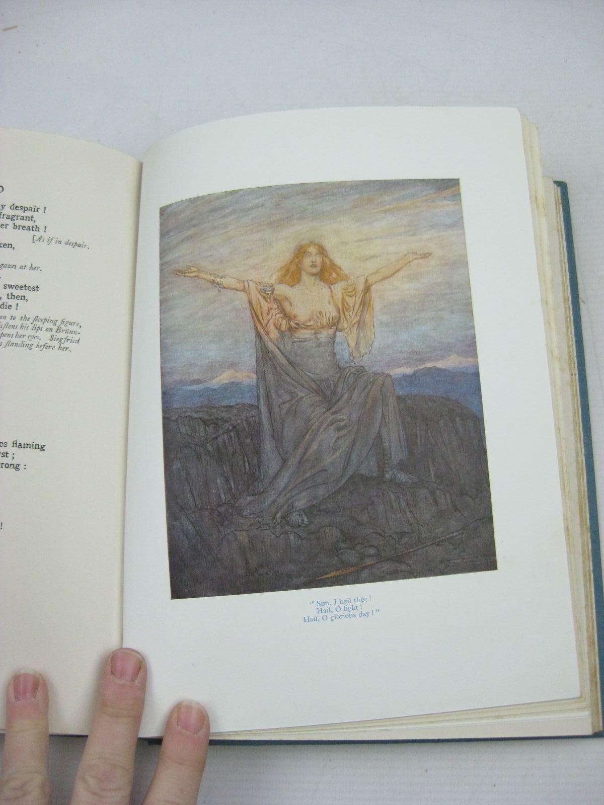 ARTHUR RACKHAM 1911 1st EDITION SIEGFRIED and the TWILIGHT OF THE GODS WAGNER