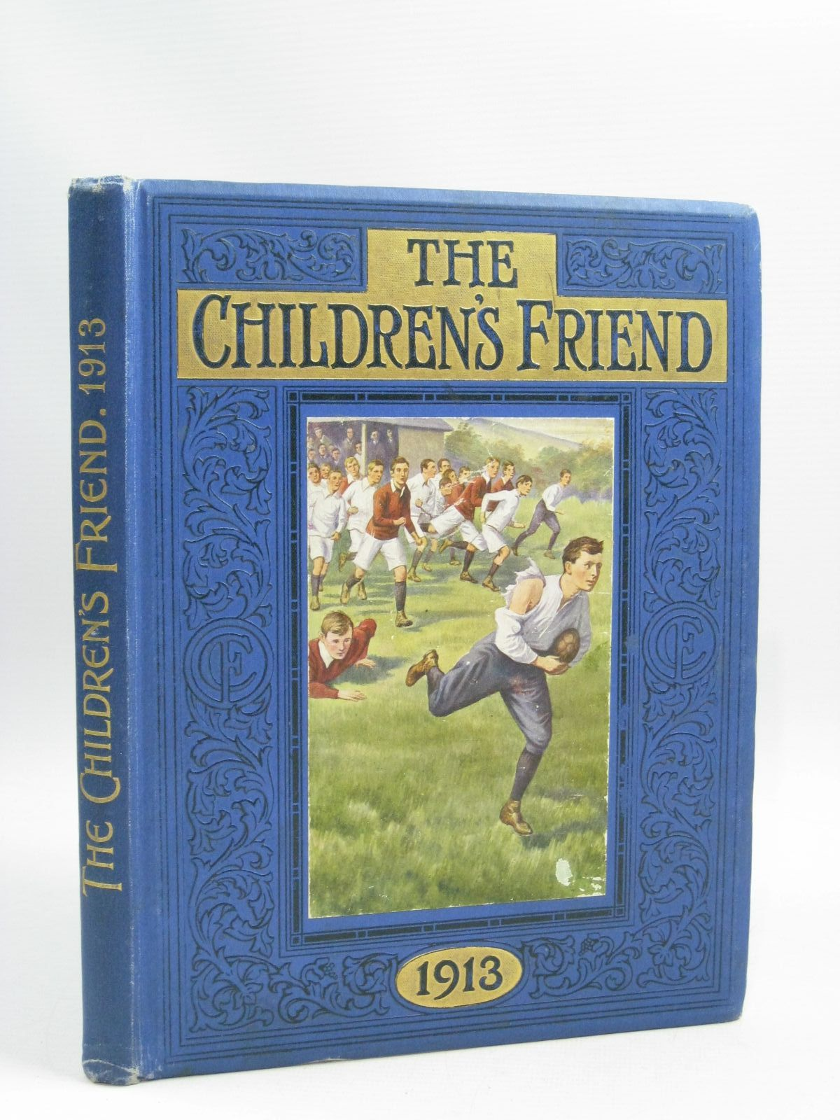 Photo of THE CHILDREN'S FRIEND AND PLAY-HOUR COMPANION 1913 written by Aitken, W. Francis published by S.W. Partridge & Co. Ltd. (STOCK CODE: 1315264)  for sale by Stella & Rose's Books