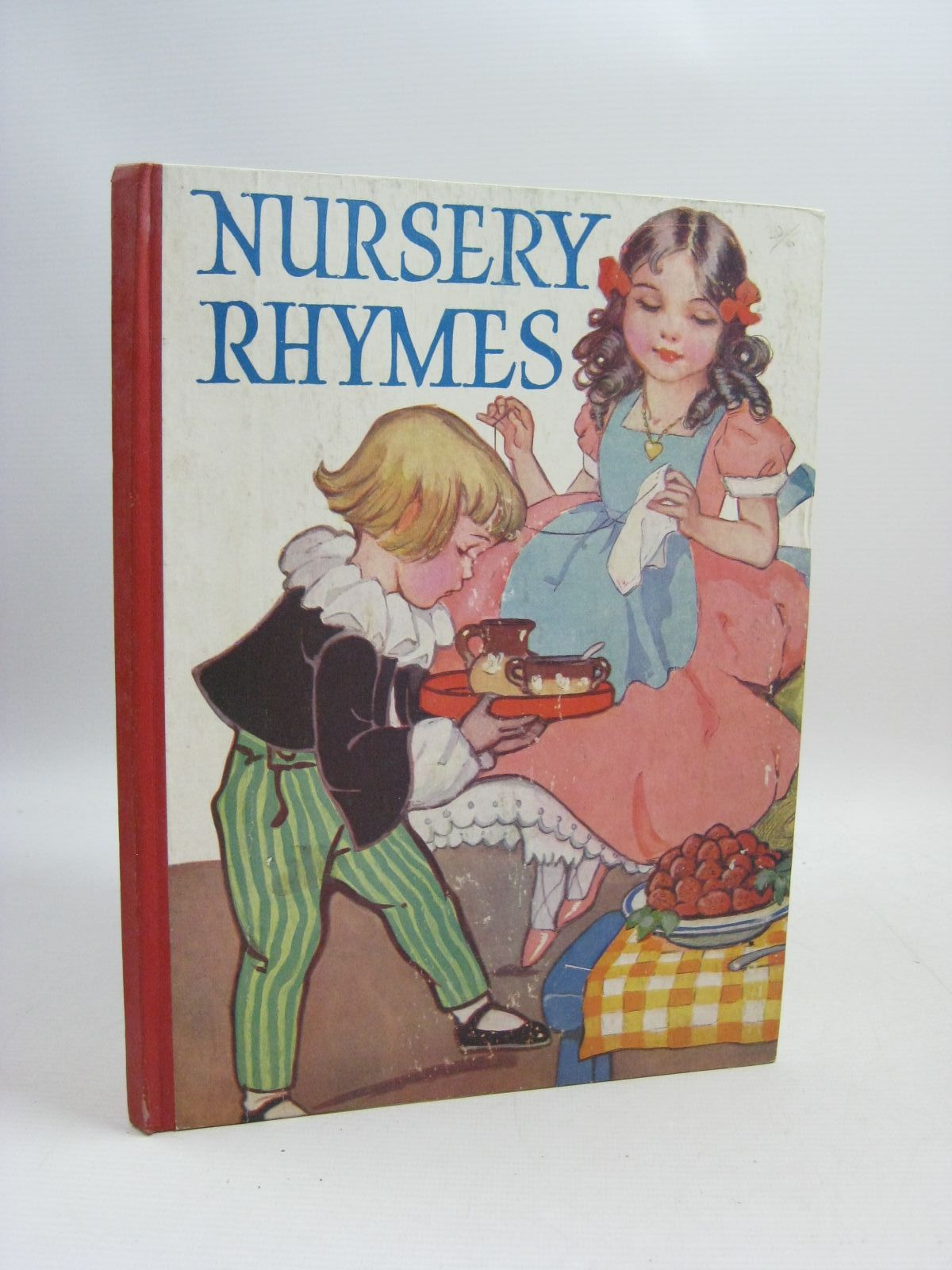 Photo of NURSERY RHYMES illustrated by Robinson, Charles<br />Mercer, Joyce<br />et al., published by Collins Clear-Type Press (STOCK CODE: 1315360)  for sale by Stella & Rose's Books