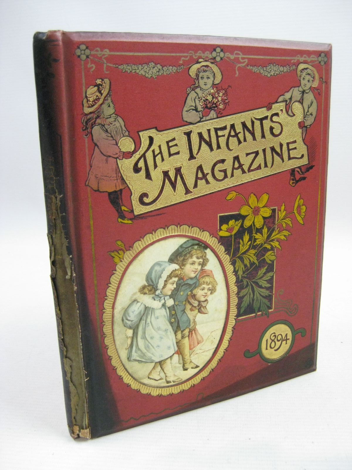 Photo of THE INFANTS' MAGAZINE 1894 VOLUME XXIX published by S.W. Partridge & Co. (STOCK CODE: 1315532)  for sale by Stella & Rose's Books