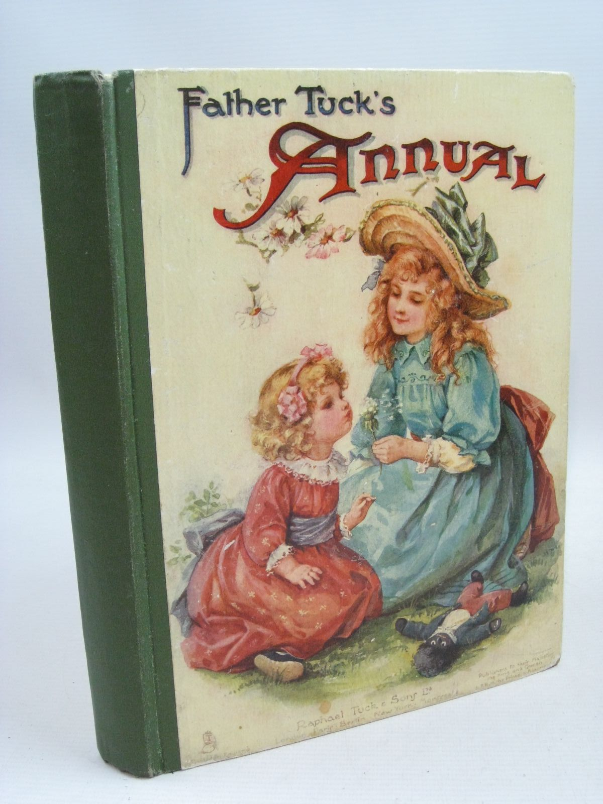 Photo of FATHER TUCK'S ANNUAL written by Vredenburg, Edric<br />Nesbit, E.<br />Gale, Norman<br />et al, illustrated by Attwell, Mabel Lucie<br />Cowham, Hilda<br />Bowley, M.<br />et al., published by Raphael Tuck & Sons Ltd. (STOCK CODE: 1315554)  for sale by Stella & Rose's Books