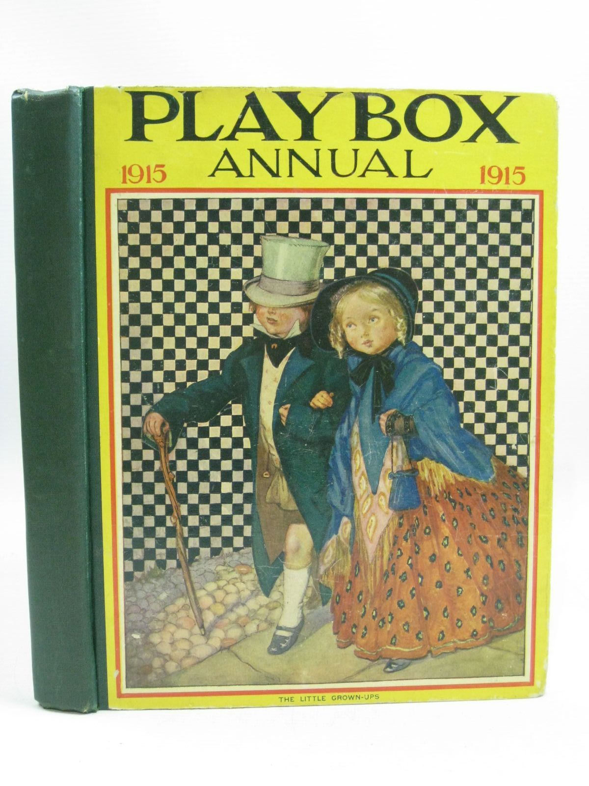 Photo of PLAYBOX ANNUAL 1915 illustrated by Wain, Louis<br />Cowham, Hilda<br />et al., published by The Fleetway House (STOCK CODE: 1315648)  for sale by Stella & Rose's Books