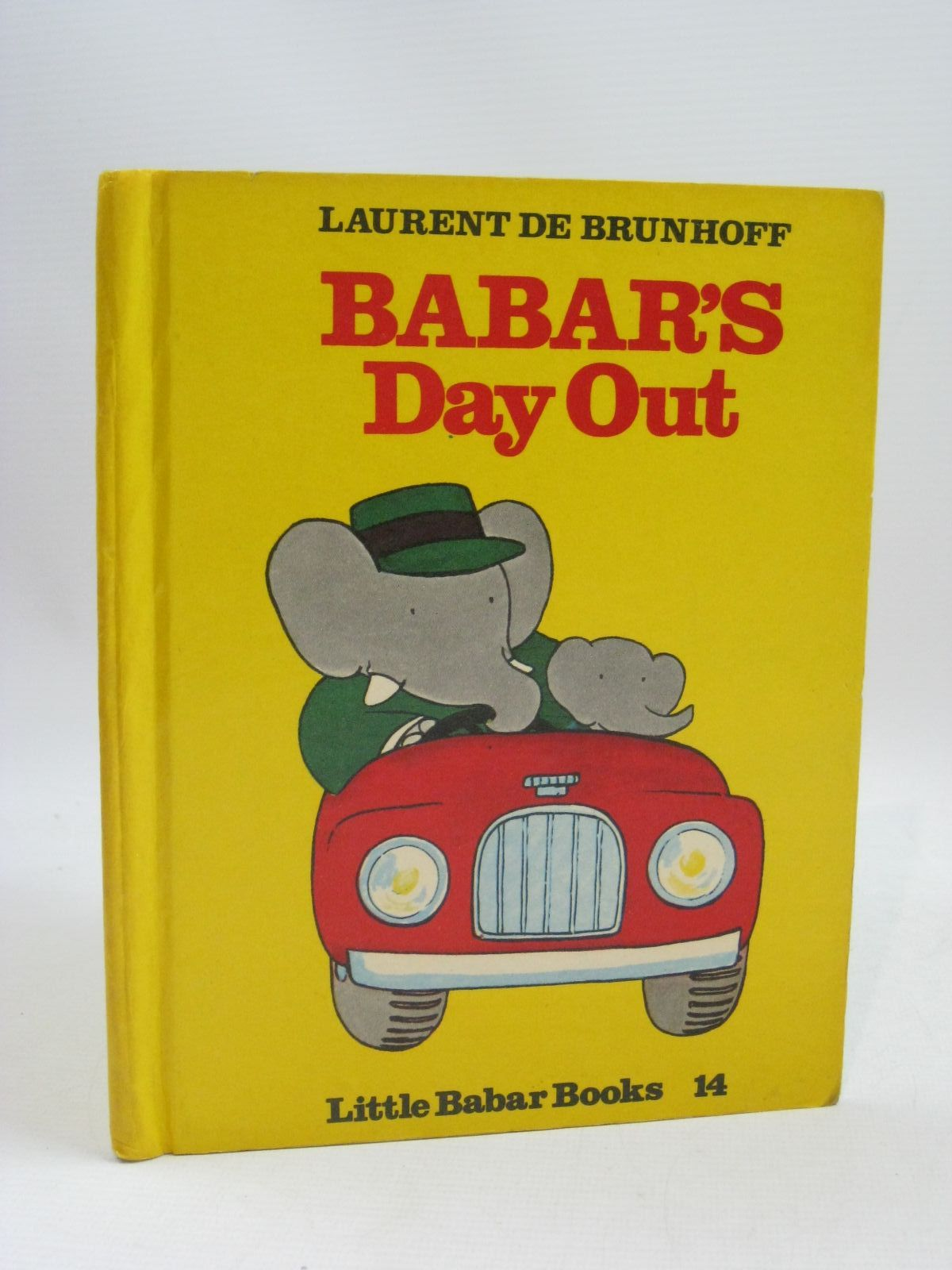 Photo of BABAR'S DAY OUT written by De Brunhoff, Laurent published by Methuen & Co. Ltd. (STOCK CODE: 1315681)  for sale by Stella & Rose's Books