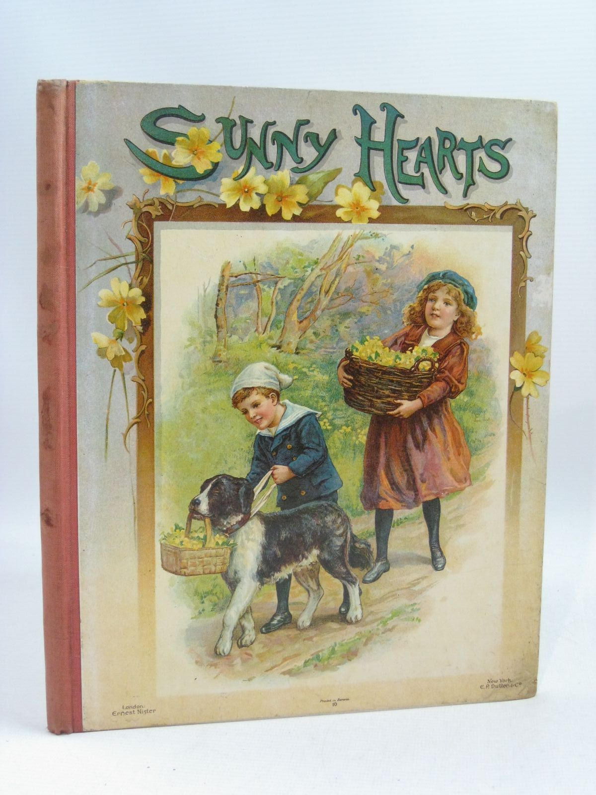 Photo of SUNNY HEARTS published by Ernest Nister, E.P. Dutton & Co. (STOCK CODE: 1315735)  for sale by Stella & Rose's Books