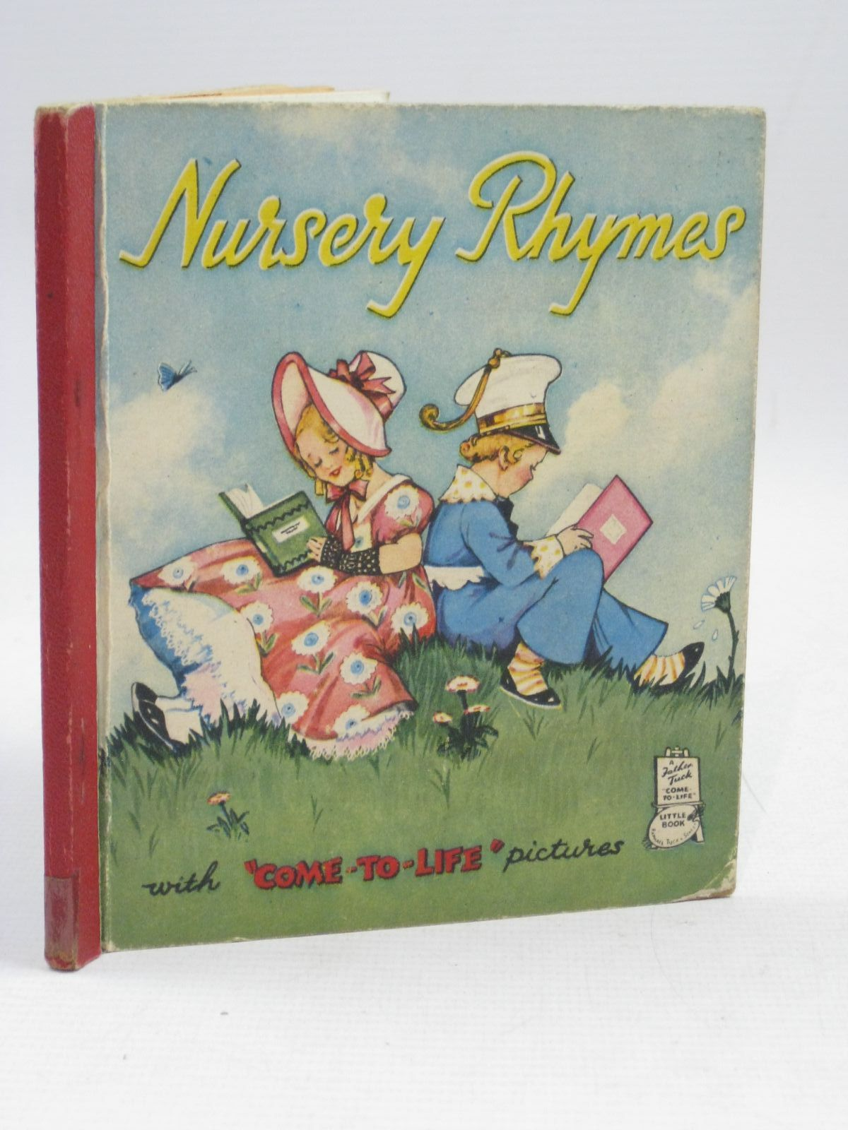 Photo of NURSERY RHYMES published by Raphael Tuck & Sons Ltd. (STOCK CODE: 1315806)  for sale by Stella & Rose's Books