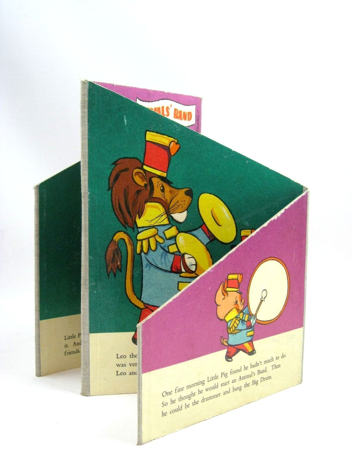 Photo of ANIMALS' BAND illustrated by Tanko, published by Bancroft & Co.(Publishers) Ltd. (STOCK CODE: 1315826)  for sale by Stella & Rose's Books