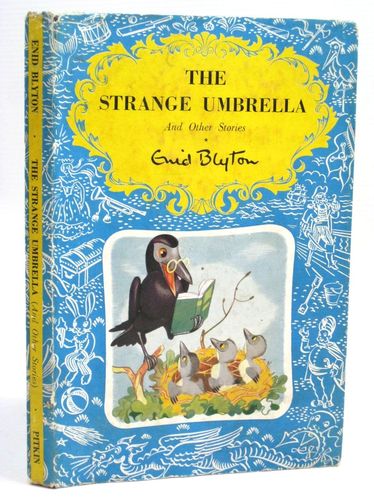 the strange umbrella and other stories written by blyton enid stock code 1315838 stella. Black Bedroom Furniture Sets. Home Design Ideas