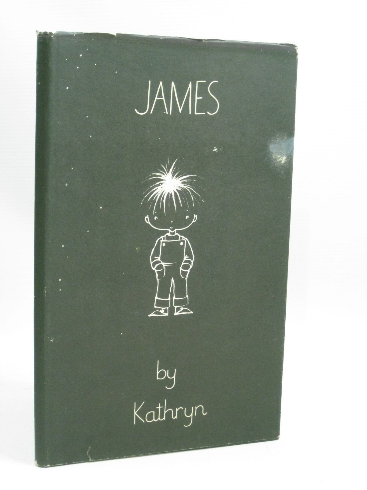 Photo of JAMES written by Kathryn, illustrated by Kathryn, published by Basil Blackwell (STOCK CODE: 1315863)  for sale by Stella & Rose's Books