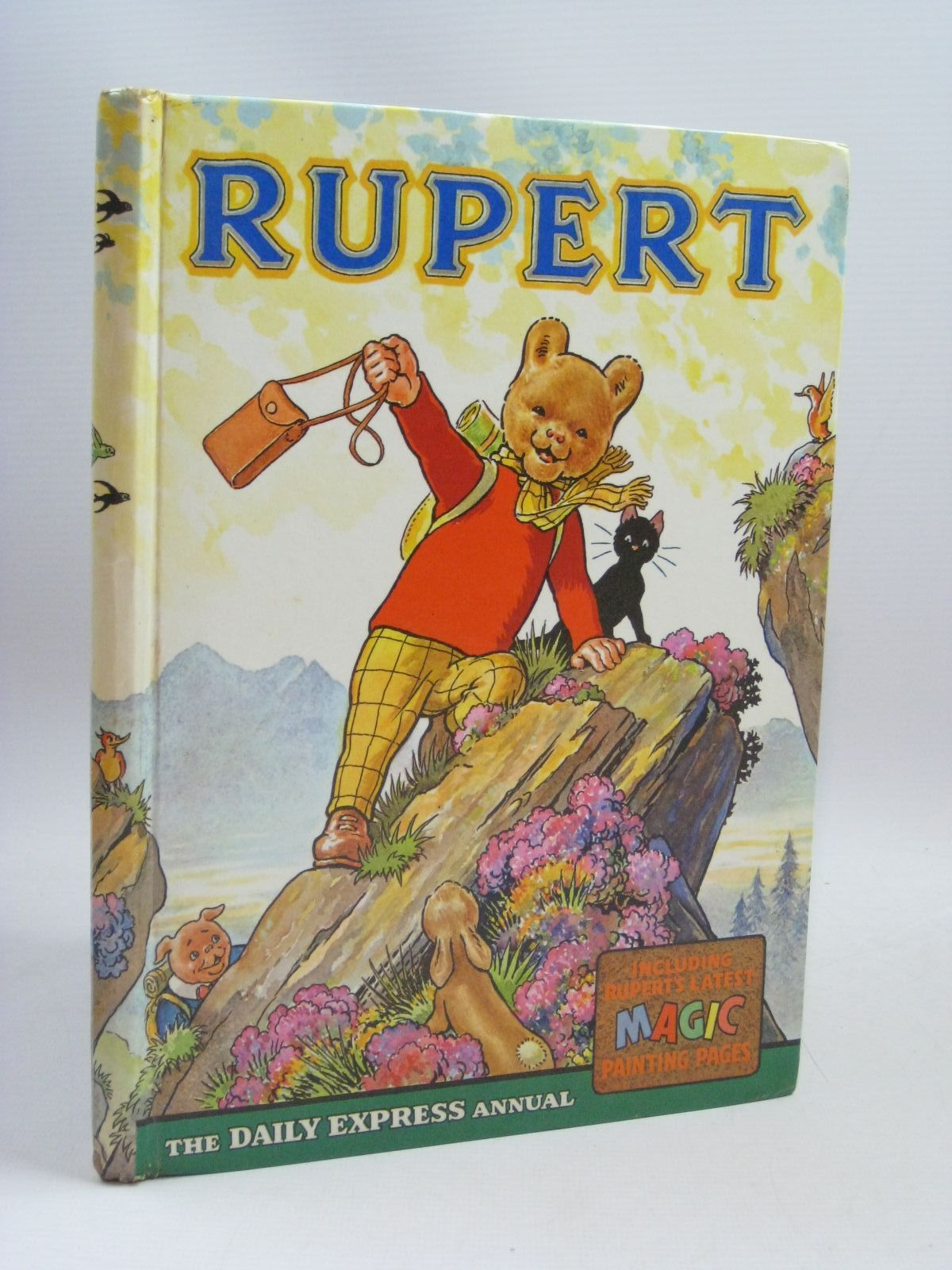 Photo of RUPERT ANNUAL 1964 written by Bestall, Alfred illustrated by Bestall, Alfred published by Daily Express (STOCK CODE: 1315984)  for sale by Stella & Rose's Books