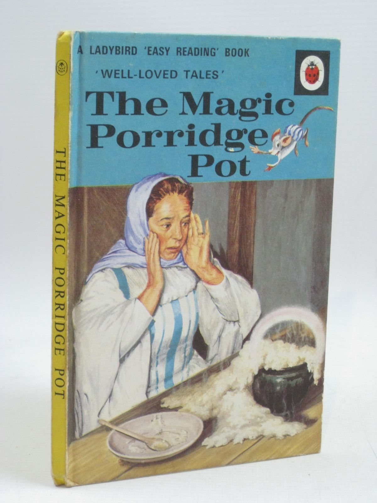 Photo of THE MAGIC PORRIDGE POT written by Southgate, Vera illustrated by Lumley, Robert published by Wills & Hepworth Ltd. (STOCK CODE: 1316011)  for sale by Stella & Rose's Books