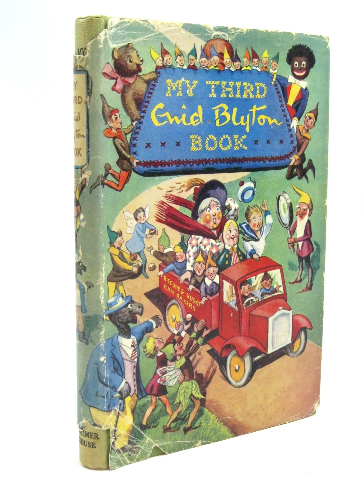 Photo of MY THIRD ENID BLYTON BOOK written by Blyton, Enid published by Latimer House Ltd. (STOCK CODE: 1316124)  for sale by Stella & Rose's Books